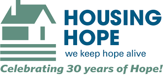 October Mission of the Month:  Housing Hope