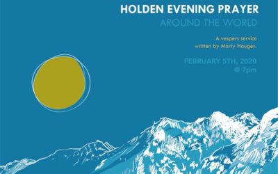 Holden Evening Prayer Around the World